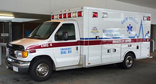 Davie County EMS