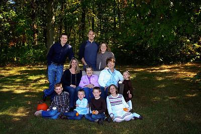 Lambert Family Oct 2011