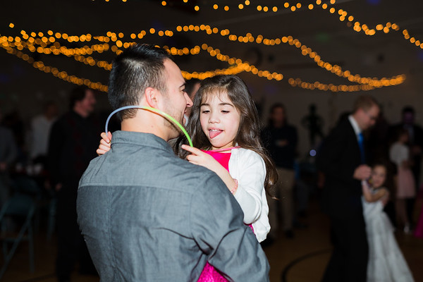 Bursley Elementary Daddy Daughter Dance
