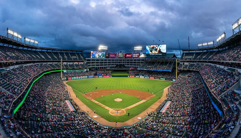 Global Life Park - MLB