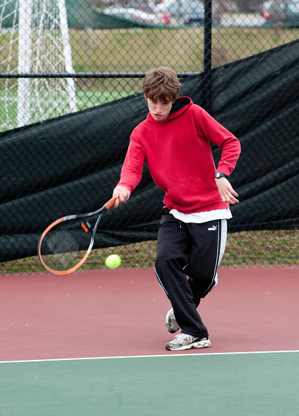 Wheaton Boys Tennis 2011