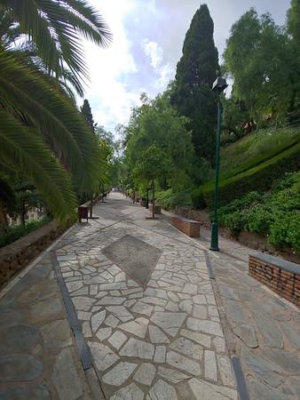 Malaga, Spain - Alcazar