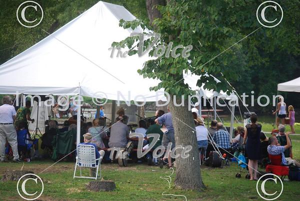 Fox Valley Folk Music and Storytelling Festival in Geneva, Ill 9-1-13