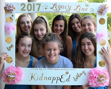 Veteran Sleepover/ Rookie Kidnapping 08/01/17