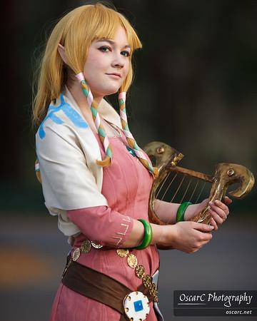 Zelda (Bekalou) from The Legend of Zelda: Skyward Sword