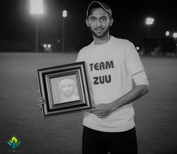 Zuhair's Farewell - May 2017