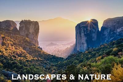 Landscapes, Nature & Atmosphere