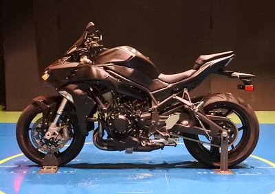 Kawasaki Z H2 Design Sketches