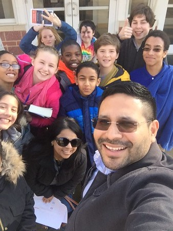 Middle School Students Attend 2017 Student Diversity Leadership Conference