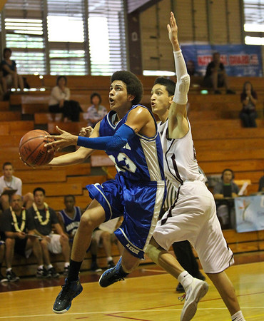 Moanalua vs Farrington #2 12/10/2011