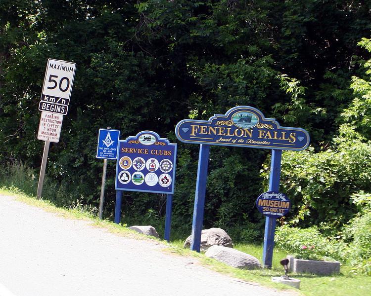 Fenelon Falls, Ontario CA (Lodge)