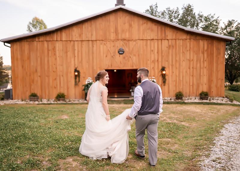 Williams Wedding 2020