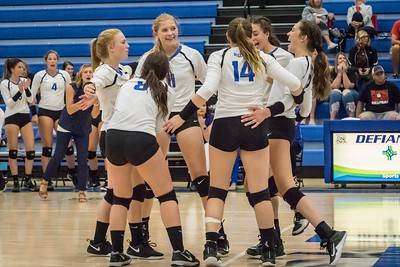 DHS Volleyball 08-30-2018