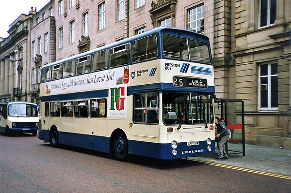 29th June 1991: Lancashire