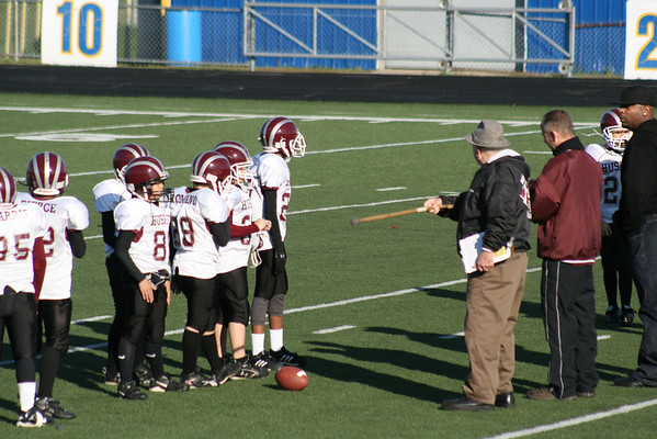 Huskies JPW 2008 Garden State Bowl vs Rahway