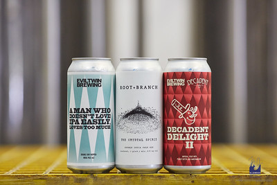 12% Beer Project Can Release at Veracious Brewing - July 8, 2018