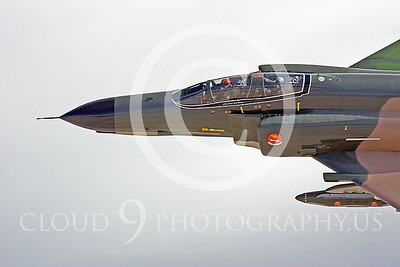 US Air Force McDonnell Douglas F-4 Phantom II Military Airplane Pictures