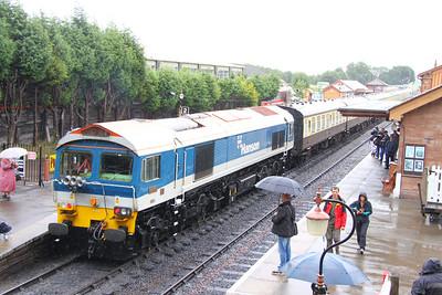 2011- West Somerset Railway