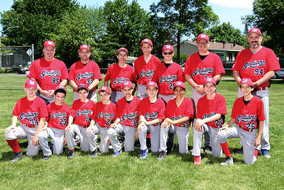 Pee Wee A - Indians