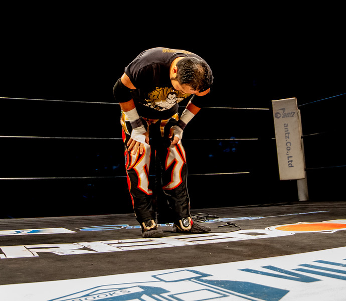 GCW Japan Night 2: Ready To Die