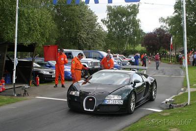 Veyron at Prescott 2007