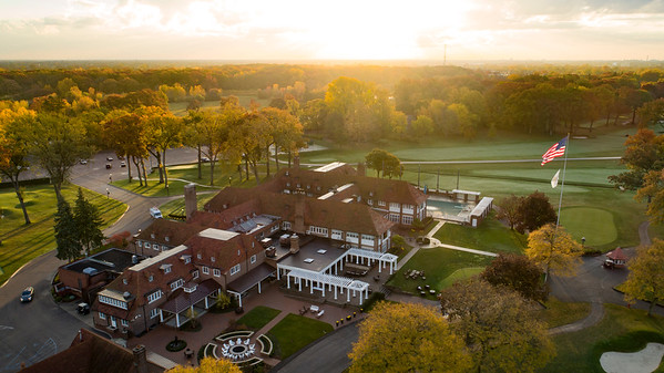Detroit Golf Club Fall 2020