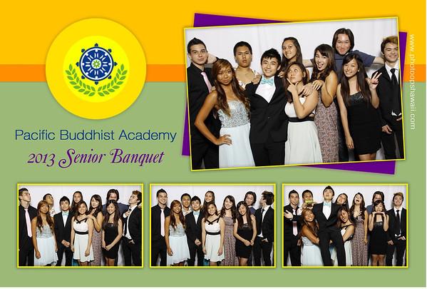 Pacific Buddhist Academy Senior Banquet 2013 (Fusion Portraits)
