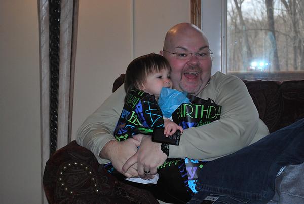 Jon & Sarah - 2009