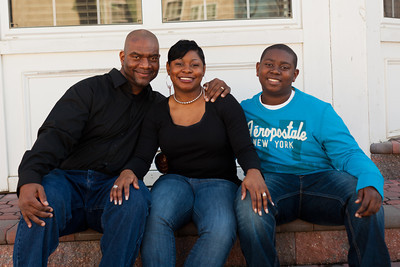 Marrow Family Portraits