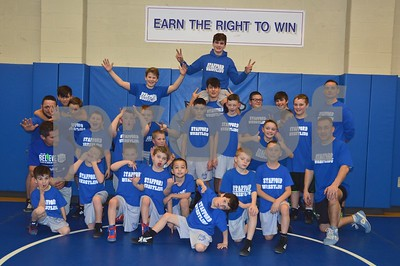 2017-18 Stafford Youth Wrestling Team & Individual Photos