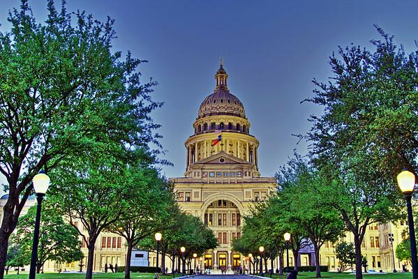 Austin Capitol Complex