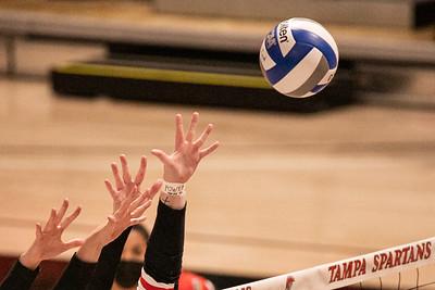 2020-21 Volleyball vs. Florida Southern