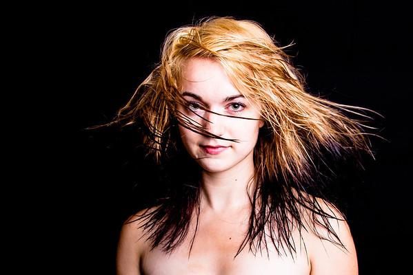 Deanna Hair Shoot 0913