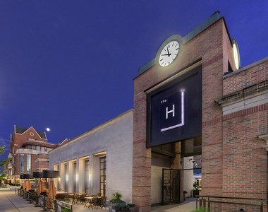 The H Hotel, Midland Michigan