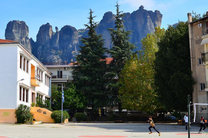 Kalabaka, Northern Greece