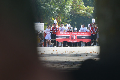 MASH Marching Band Warrens Sept 2014