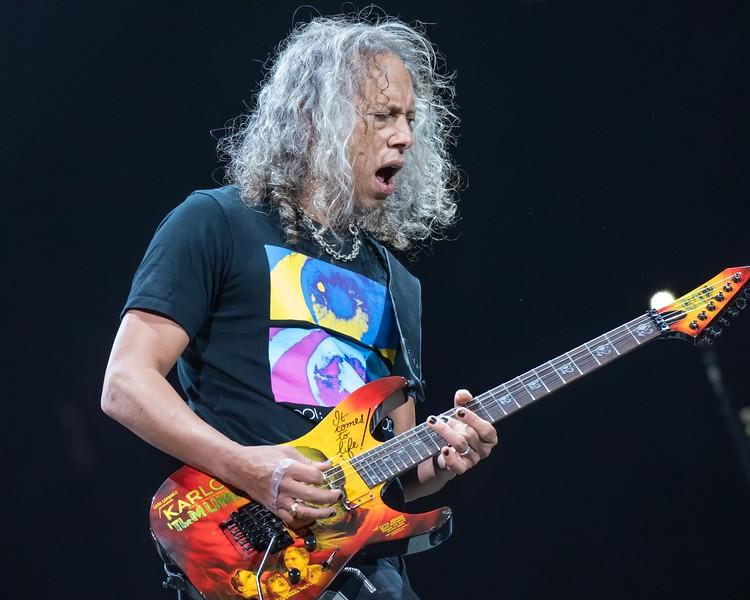 Metallica at the Wells Fargo Center