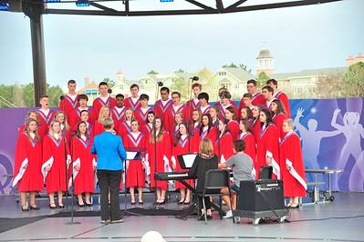 Lincoln High School Concert Choir