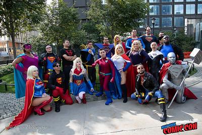 NY Comic Con 2018 Super Shoot V