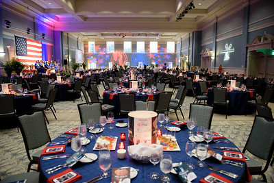 A Political  Dinner for the Charleston Metro Chamber