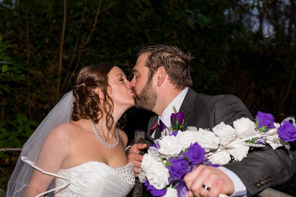 Lisa and Darren's wedding
