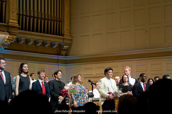 Harvard Reunion Concert