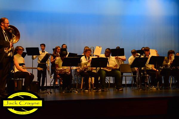 2016 12 15 camden high school concert band