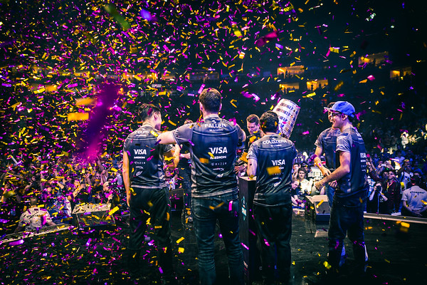 ESL One Cologne 2017 Playoffs