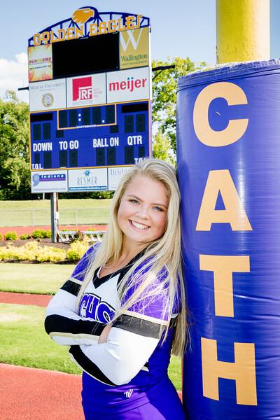 Faithe Hall -HS Senior