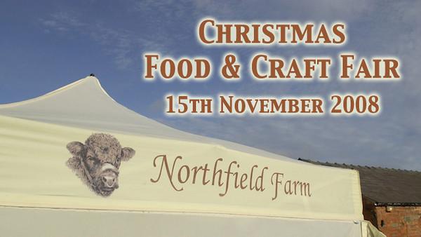 Northfield Farm Open Day, 15 Nov 2008