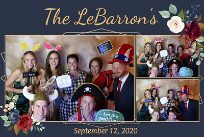 The LeBarrons Wedding