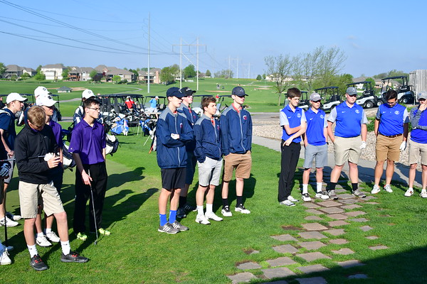 JV Boys Golf at Bennington Invite