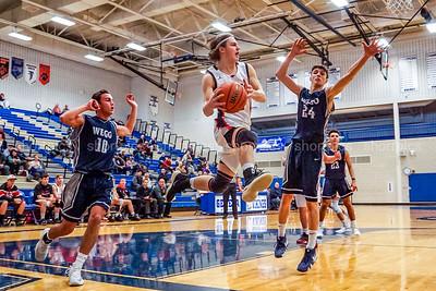 Yorkville Varsity Basketball vs Geneva 012119