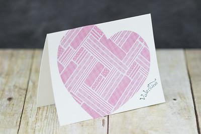 10 Simple DIY Valentine's Day Cards